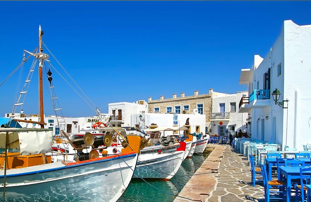 Holiday Homes Greek Islands