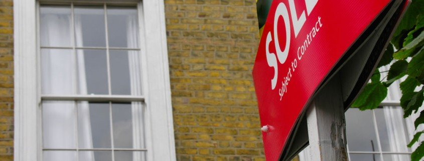 Selling property using an estate agent