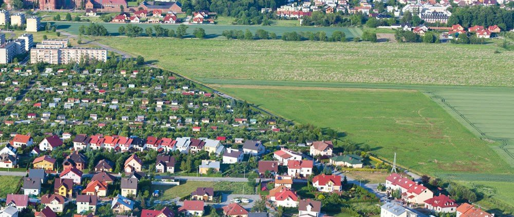 Buying land for development or investment