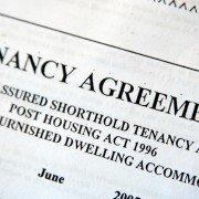 Tenancy agreements, Assured Shorthold Tenancy, Regulated and Assured